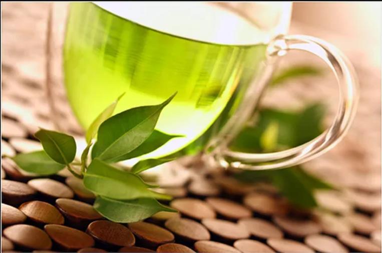 ดื่มชาเขียวให้ Healthy กันเถอะ!